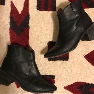 Madewell Lonnie Boots